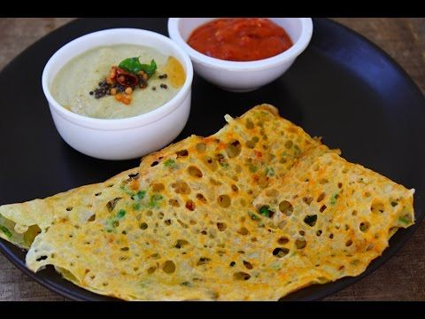 Indian Street Food: Onion Rava Masala Dosa & Pizza Utthappam at Sangeetha Restaurant Hounslow London - YouTube