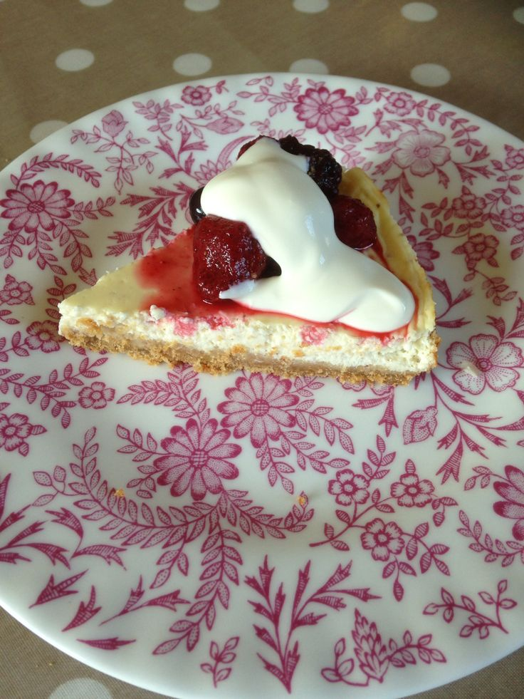 Slimming world lemon quark cheesecake: Look yummy
