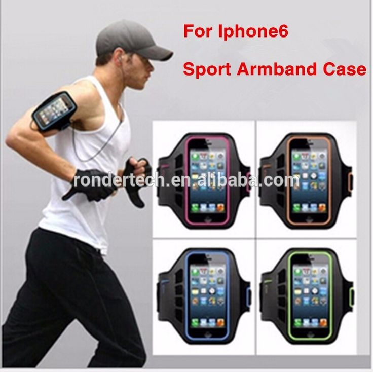 For apple iphone 6 sport armband case Multi function running armband phone case for iphone6