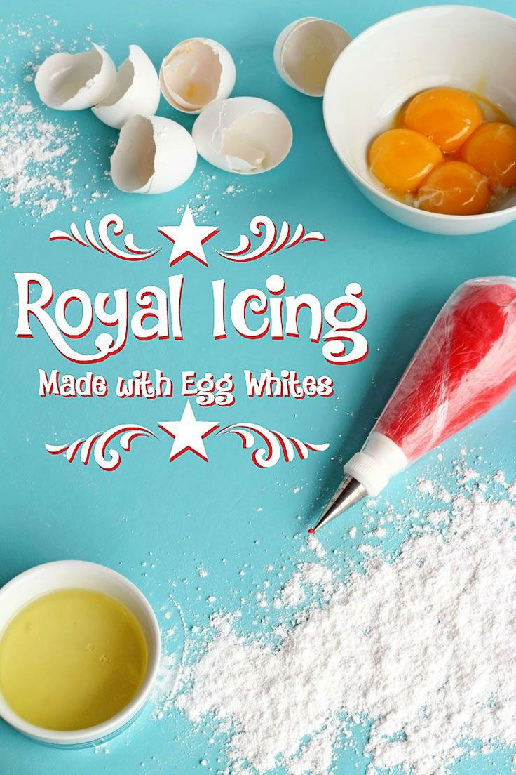 This tutorial and video will show you step by step how to make egg white royal icing. It is great for decorating cookies and gingerbread houses.