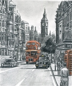 by Stephen Wiltshire