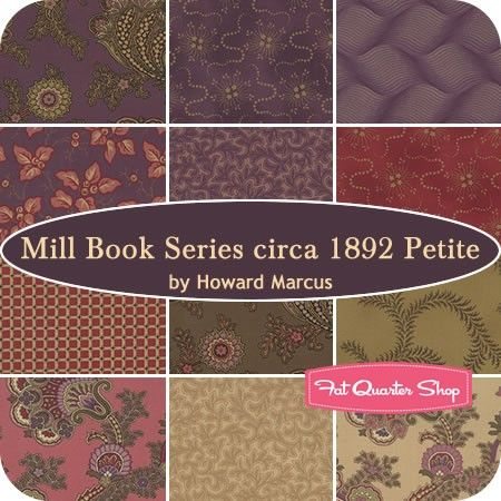 Hocus Pocus Fat Quarter Bundle Deb Grogan for RJR Fabrics