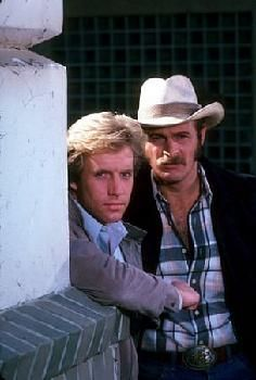 Simon and Simon ~ Jameson Parker and Gerald McRaney .. loved this show!