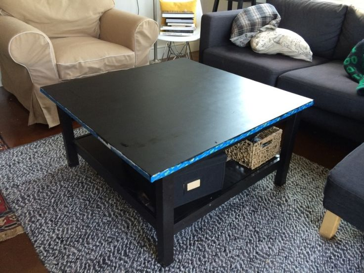 Ikea Hemnes Coffee Table Preview