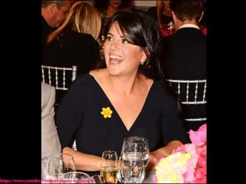 Breaking her silence is good for her! Monica Lewinsky looks sophisticated as she rubs shoulders with