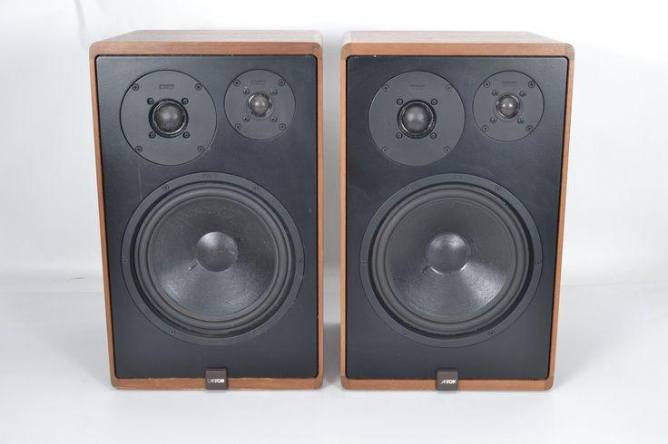Canton Karat 300 3-Way Stereo Speakers - Made in Germany | eBay