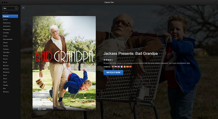 Popcorn Time Is Like Netflix For Pirated Content | TechCrunch