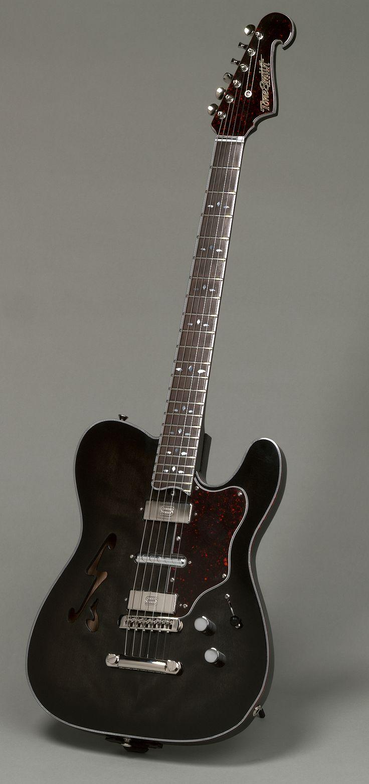 ToneSmith Guitars 510 Black