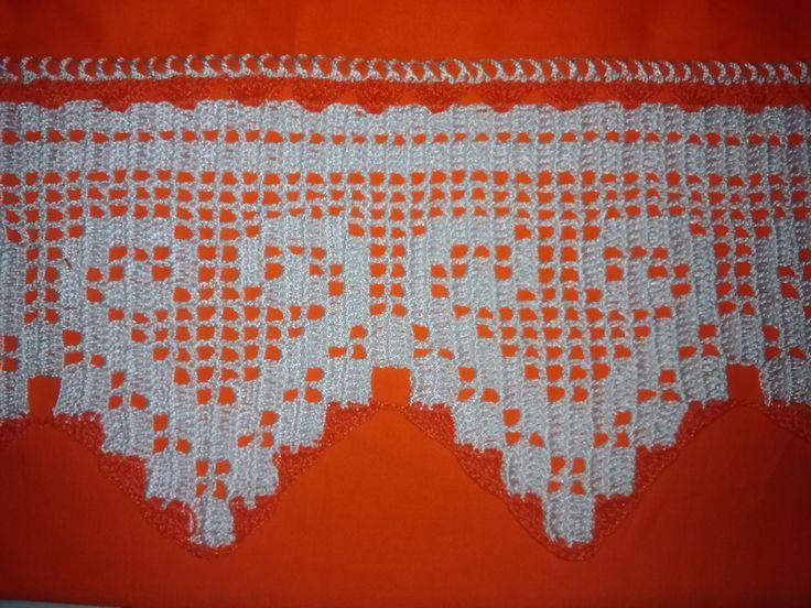 Redes de dormir em tecido Laranja e varanda e base do punho de crochê, com 3,90 metros (de punho a punho)x 1.70 metros de largura, suporta o peso de ate 120 kg; posso fazer de variadas cores sob encomenda.