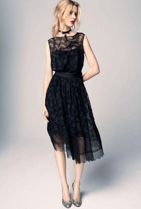 Nina Ricci Pre-Fall 2011 / Vogue.com
