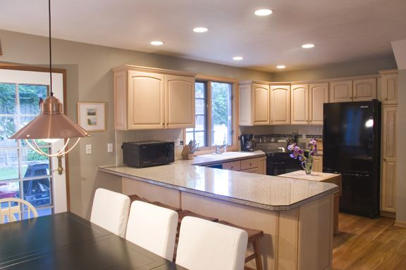 Open concept kitchen, dining, living room - Living Room Designs - Decorating Ideas - HGTV Rate My Space