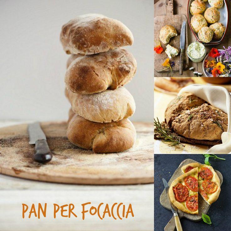 Today bread, bread and...flatbread!