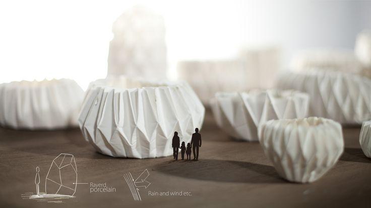 #Lexus #Design #Award #Porcelain #Origami