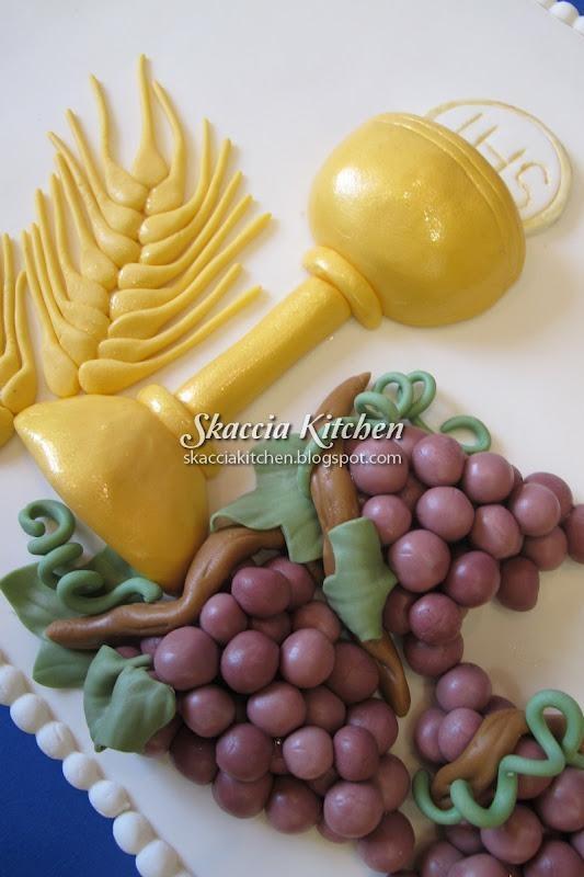 Torta Prima Comunione: Pastel De Primera Comunion