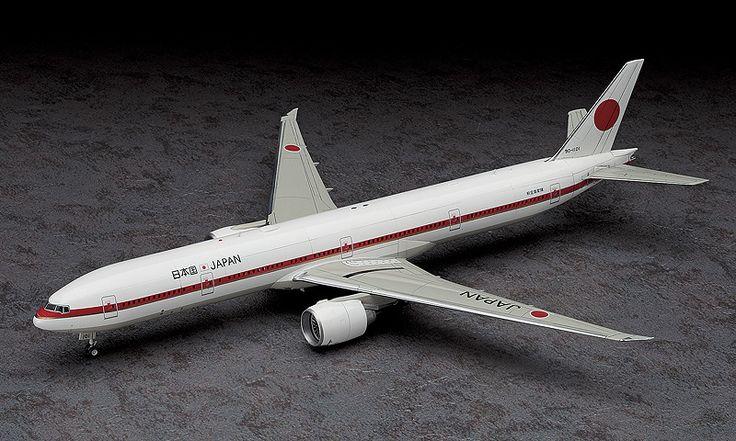 日本政府専用機 ボーイング 777-300ER | 株式会社 ハセガワ