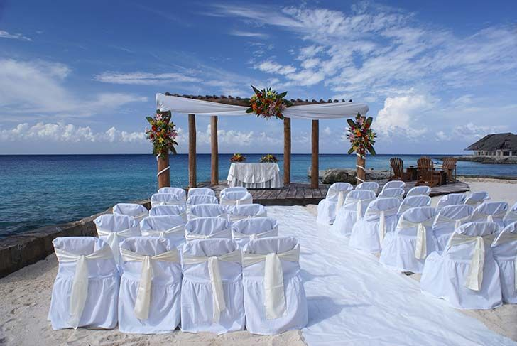 Did you know that planning a beach wedding or any other kind