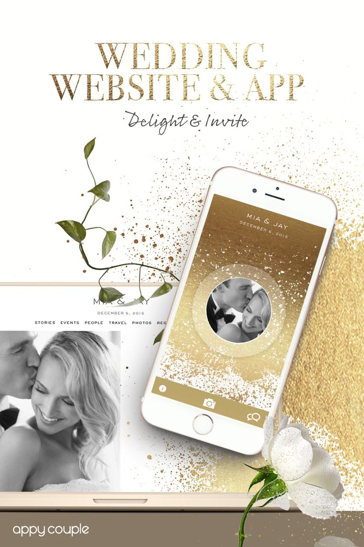 Best 25 wedding app ideas on pinterest wedding color themes your beautiful wedding website and app photos events and rsvps chat travel junglespirit Images