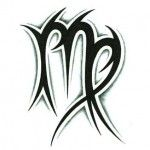 tribal-virgo-zodiac-sign-tattoo-design