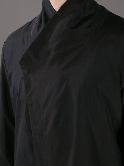 Visions of the Future: JULIUS - silk blend shirt