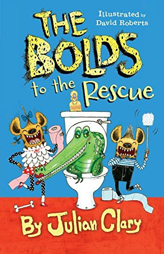 The Bolds to the Rescue by Julian Clary https://www.amazon.com/dp/1512410225/ref=cm_sw_r_pi_dp_x_FtP5ybQW54H70