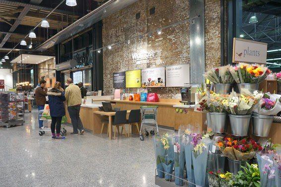 New Waitrose Supermarket Aims to Entertain Shoppers | minna takala – trend explorer