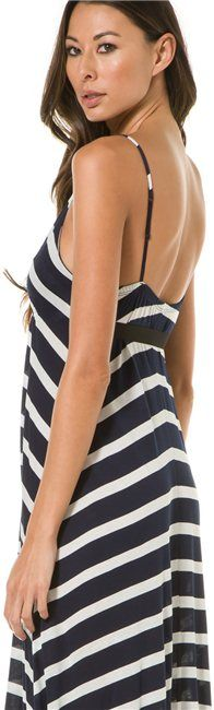 Nautical maxi dress by Eight Sixty @SWELL Style Style http://www.swell.com/Womens-Dresses/EIGHT-SIXTY-STRIPE-MAXI-DRESS-3?cs=NV