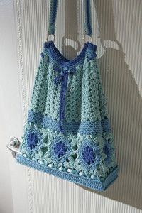 Creative Company | Fresh crochet – Beach bag