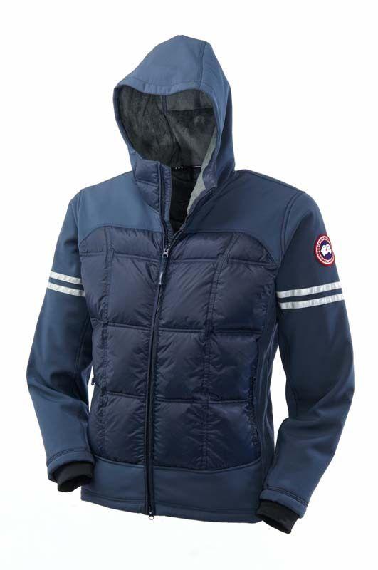 Canada Goose jackets online cheap - Canada Goose Men Spirit Hybridge Hoody Jackets CAD319.41 http ...