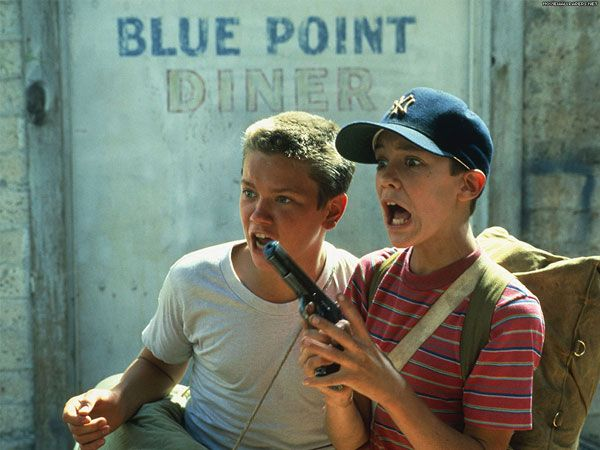 from Stand by Me / #river_phoenix: Film, Stephen King, Jesus, Movies, Rivers Phoenix, Stands By Me, Favorite Movie, Wil Wheaton, River Phoenix