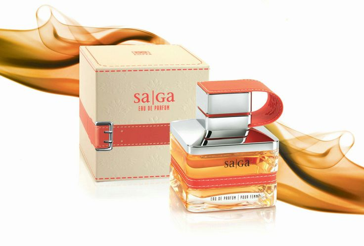 Emper Saga for Women Edp 100 ml. Floral, Woody & Musk.