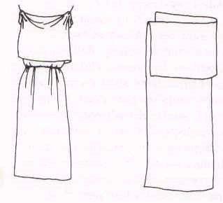 Antik Yunan'da kadın Kıyafetleri (Resim 3)