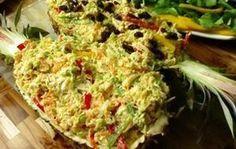Para acompanhar o prato, a chef sugere uma salada verde com molho de balsâmico com limão-siciliano