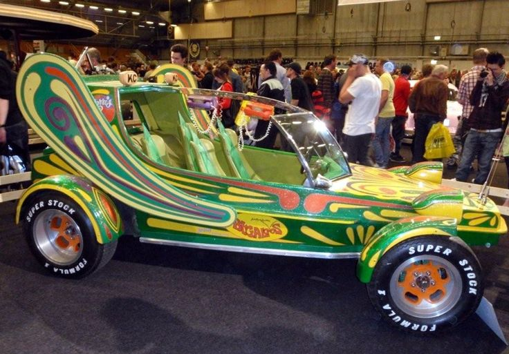Bugaloo Buggy by George Barris. Not one of his greatest.