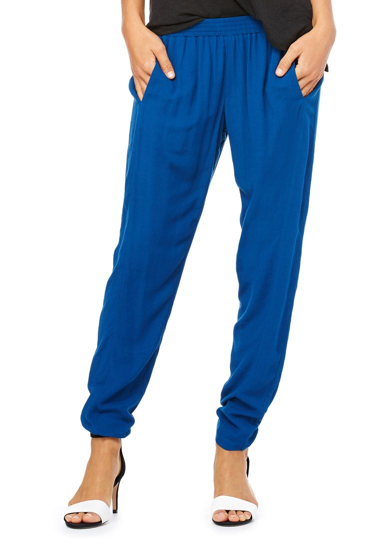 Women's Relaxed Fit Pant | Bottoms | Bella Luxx
