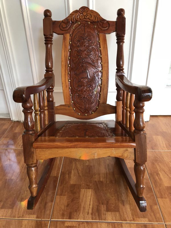 Desk Chair Offerup Ikea Faux Leather Rocking For Kids Leathers Wood Sale In Miami Fl