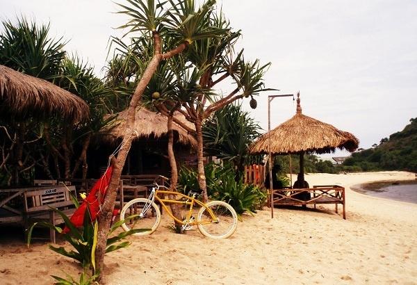 Indrayanti Beach Rest Area