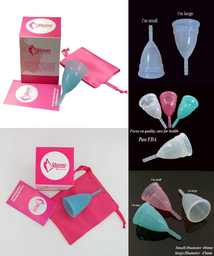 [Visit to Buy] Wholesale Menstrual Cup Medical Silicone Cup Copitas Menstruales Copa Menstrual Period Diva Cup Menstrual  #Advertisement