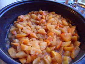 Seguimos con la temporada de las manzanas silvestres. Ya van quedando menos...    He preparado un bizcocho mix utilizando una receta de un...