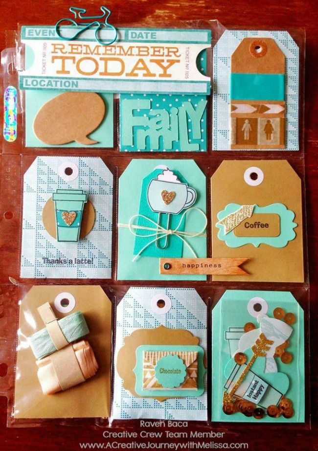 Pocket Letter A Creative Journey with Melissa