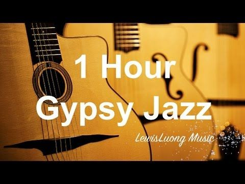 ▶ Gypsy Jazz: 1 Hour of Gypsy Jazz Guitar, Violin Music Playlist Video - YouTube