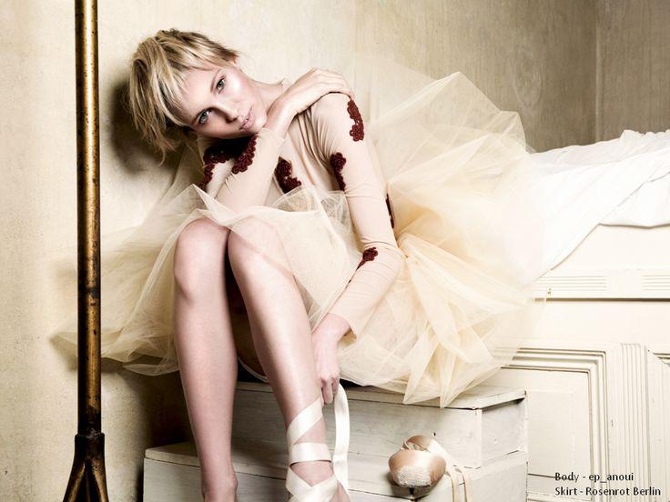 6 WOW Berlin Mag Fashion Editorial Trends Spring Summer High Fashion by Cariin Cowalscii Mood Ballet Baillarine