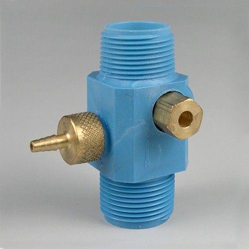 Micronizer-Air Injector W988 1'' Male/Male