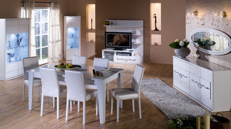 Kristal Yemek Odası Takımı - İstikbal