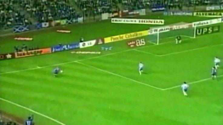Roberto Carlos: Tenerife - Real Madrid (1998)