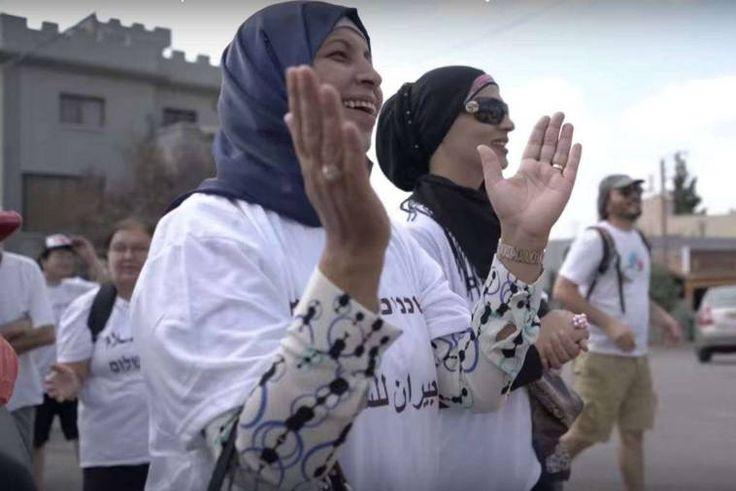 Marcia donne per la pace - Preghiera delle madri - Israele e Palestina - Cristiane, ebree e musulmane