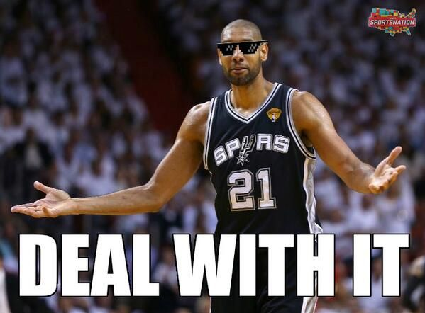 The Most Fabulous San Antonio Spurs -=- Starring the Best Player Since Jordan :: Our Beloved Tim Duncan !!  GO SPURS GO ♥