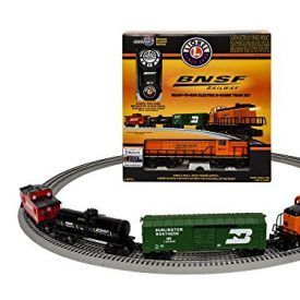 Call all BNSF railroad fans, or those who are looking for a great starter set. This colorful and fun set has all you need to get started. The BNSF names has been around for the past 160 years and brings a rich history to the rail lines and your home. Best of all not only […]