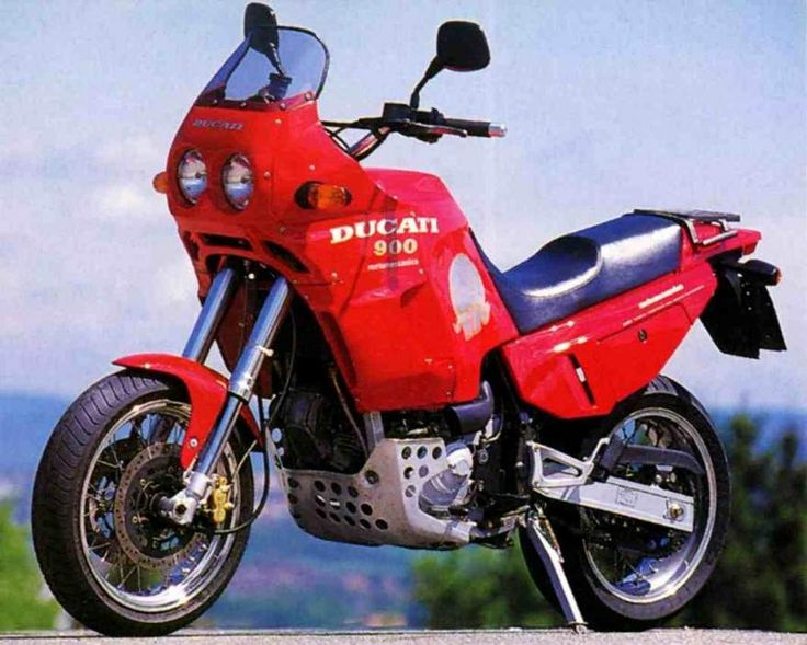 Elefant E900 (Ducati), 1995