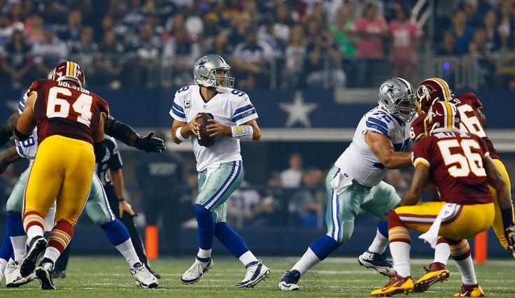 Tony Romo, Kirk Cousins Possible Three Team Trade? Brandon Marshall To Patriots?