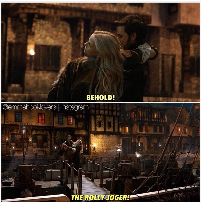 3.22- Even though Past!Hook was before his change of heart to the hero side, I still loved him!